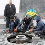 Полиция Киева возбудила дело по факту осквернения Вечного огня