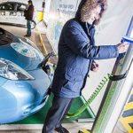 Урал зарядился на электромобили