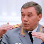 Начальник Генштаба назвал «решающей» роль советников из России в Сирии