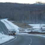 Движение автобусов на трассе Чита–Хабаровск прервано из-за циклона