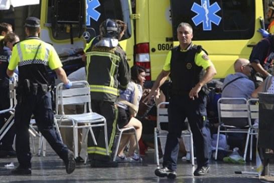 В Испании прогремел взрыв на рынке