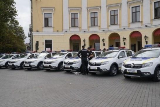 Нацполиция покупает еще 65 кроссоверов за 32 млн гривен