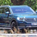 Раскрываем все секреты нового Volkswagen Touareg