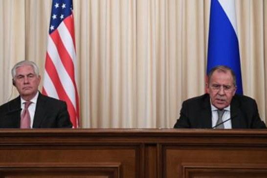 В Госдепе анонсировали встречу Лаврова и Тиллерсона