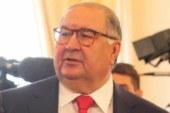Усманов в письме Баху призвал не унижать российских олимпийцев