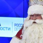 Дед Мороз заявил, что не конкурирует с Санта-Клаусом