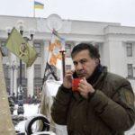 В Киеве задержали Михаила Саакашвили
