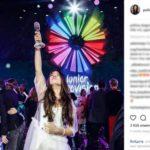 «Я во сне»: победительница «Детского Евровидения» Богусевич прокомментировала свой успех