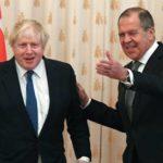Захарова о визите Джонсона в Москву: от нас голодными никто не уезжал