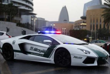 Дубайская полиция написала водителю комментарий о штрафе в Instagram