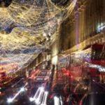 Фото: Лондон в рождественских огнях
