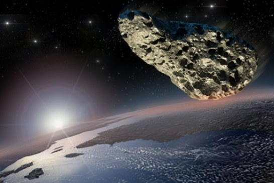 NASA сообщило о приближении к Земле крупного астероида