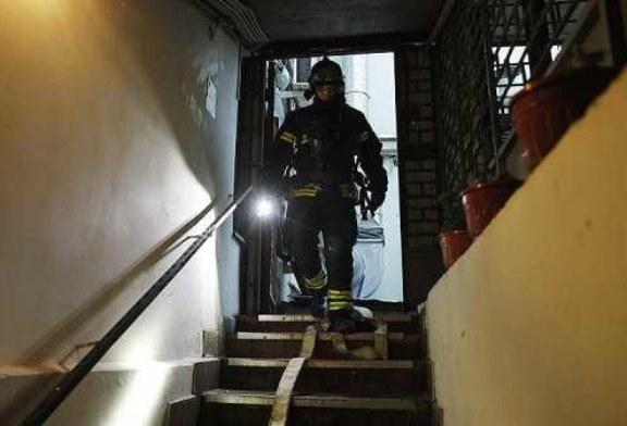 Два человека погибли при пожаре на юго-востоке Москвы