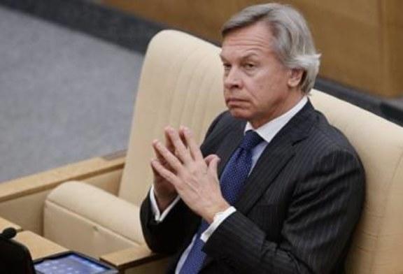 Пушков назвал глупостью года заявление об «уязвимости» Крымского моста
