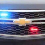 Новый полицейский Chevrolet удивил количеством систем безопасности (фото)