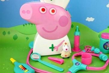 Свинка Пеппа вредит здоровью врачей. British Medical Journal обеспокоен