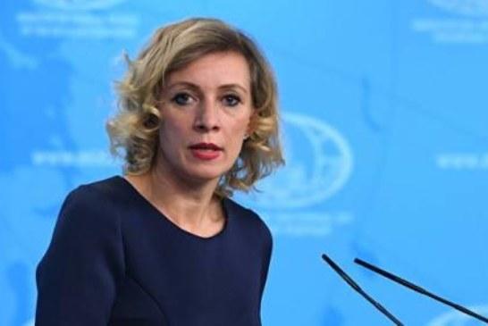 Захарова рассказала о возможности применять зеркальные меры к СМИ