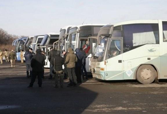 Украина и ЛНР обменялись пленными