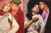 «Купание красного коня» в домашнем варианте: соцсети пародируют картины