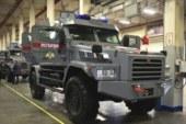 «Патруль» для Росгвардии: на базе КАМАЗа построили броневик