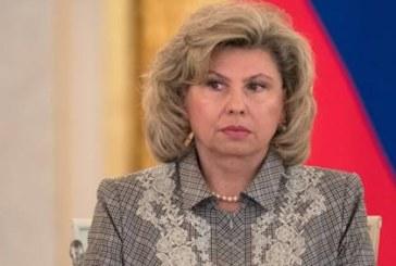 Москалькова предложила создать горячую линию для жертв домашнего насилия