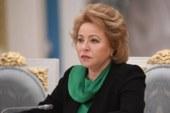 Матвиенко предложила наказывать министерства за неисполнение законов