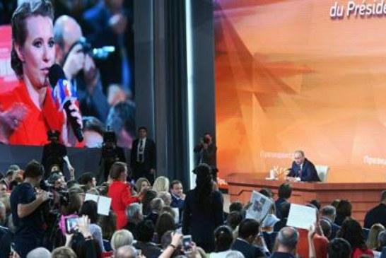 Путин ответил на вопрос Собчак о Навальном