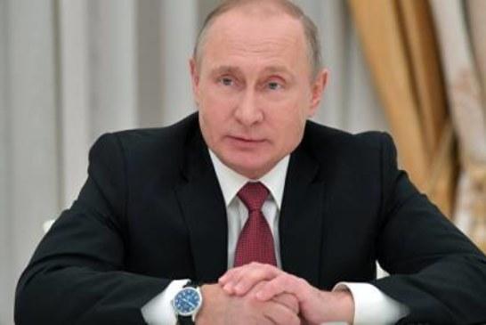 Путин провел ряд кадровых перестановок