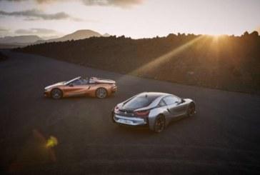 BMW представила новые i8 Roadster и i8 Coupe официально