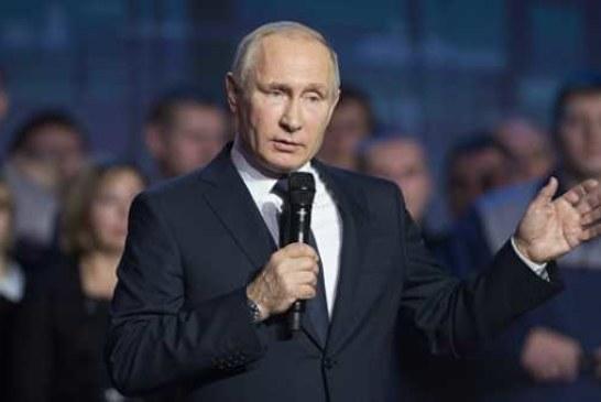 Миронов о планах Путина баллотироваться: теперь «все понятно»
