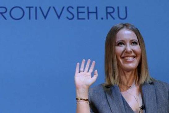 Собчак не сотрудничает с партией «Против всех»