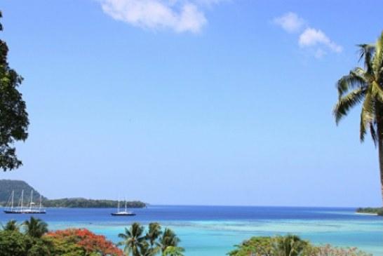 У берегов Вануату произошло землетрясение магнитудой 5,6