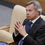 Пушков объяснил, почему разговор Путина и Трампа не вызвал ажиотажа в РФ