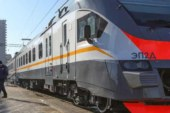 Поезд с фотовыставкой запустили между Москвой и Тулой