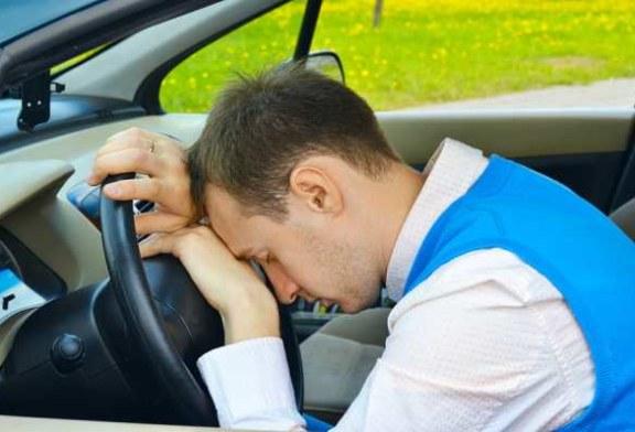 40% российских водителей садится за руль с похмелья