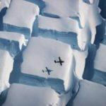 Лучшие фотографии природы: ледник, пингвины и оливковое масло