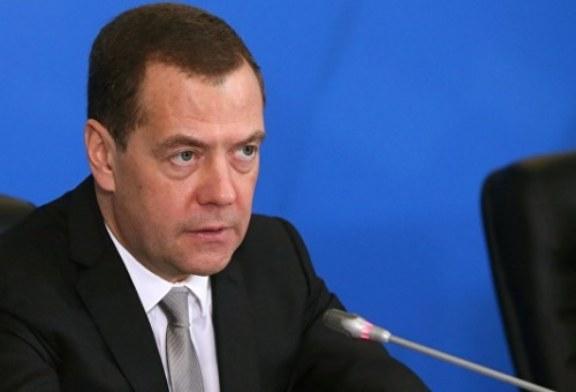 Медведев примет участие в запуске новых предприятий на Дальнем Востоке