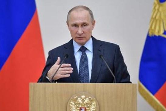 Опрос показал, что за Путина готовы проголосовать 68% россиян