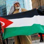 Арабские государства призвали кпризнанию границ Палестины