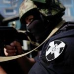 В Москве росгвардеец ранил мужчину с ножом, оказавшего сопротивление