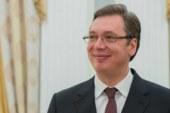 Президент Сербии хочет обсудить с Путиным увеличение поставок газа