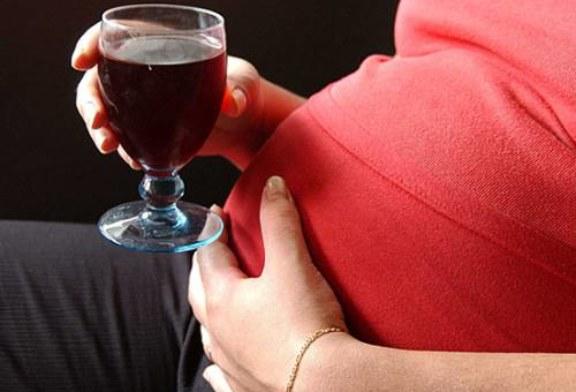 Можно ли беременной женщине выпить шампанского