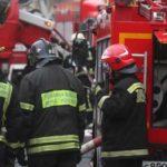 Пожар произошел в ресторане в центре Москвы