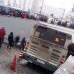 Не тормозил, а матерился: появилось видео с регистратора автобуса-убийцы