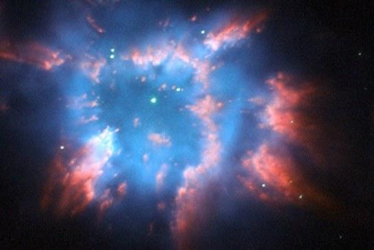 Метеорит помог астрономам раскрыть тайну рождения космической пыли