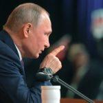 Путин рассказал, что хотел бы услышать в новостях
