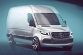 Объявлена дата премьеры нового Mercedes-Benz Sprinter