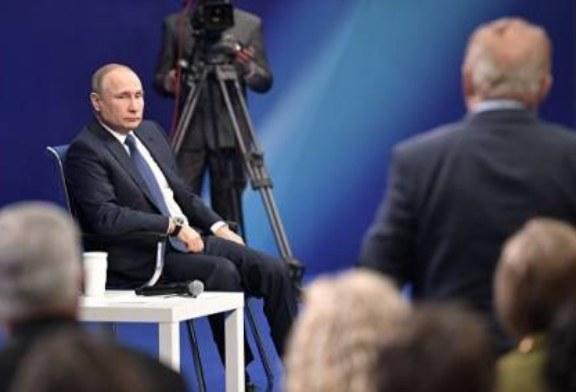 Никита Михалков поправил Путина, озвучившего афоризм о патриотизме
