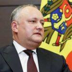 Додон обратился вКС из-за закона озапрете российских новостей