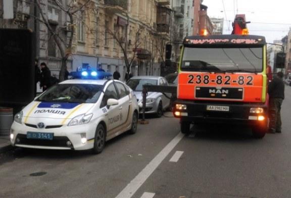 В Украине грядет массовая эвакуация авто
